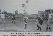 VfR Mannheim - SV Waldhof 3:3