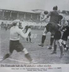 Eintracht Frankfurt - SV Waldhof 3:0