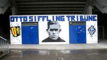 """Otto-Siffling-Tribüne""-Graffiti"