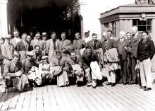 Nationalmannschaft 1935