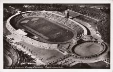 Hermann Göring Stadion in Breslau / Ansichtskarte