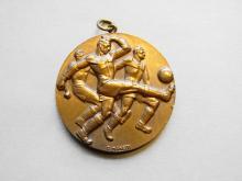 Bronzemedaille der Fußball-Weltmeisterschaft 1934 in Italien