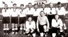 Nationalmannschaft bei der WM 1934