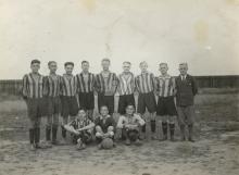 Jugendmannschaft ca. 1929