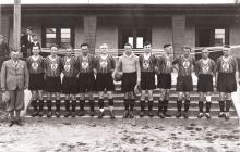 Waldhofmannschaft 1933/34