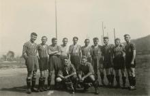 Waldhofmannschaft ca. 1930/31