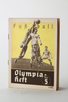 Olympiaheft Nr. 5 -  Fußball
