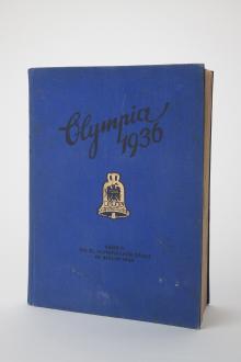 Sammelbilder Album Olympia