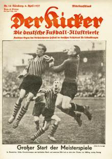 Der Kicker 14/1937