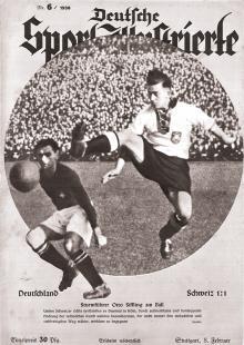 Deutsche Sportillustrierte 6/1938