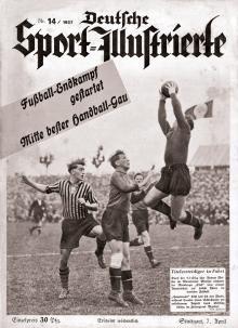 Deutsche Sportillustrierte 14/1937