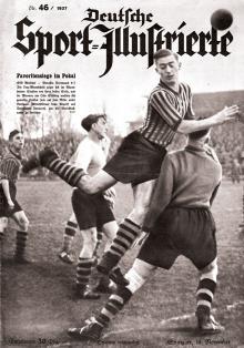 Deutsche Sportillustrierte 46/1937