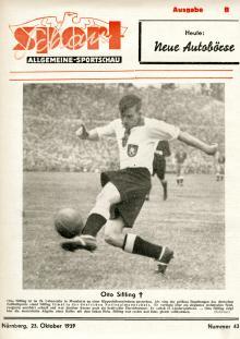 Sport Schau B 43/1939