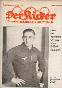 Der Kicker 29/1936