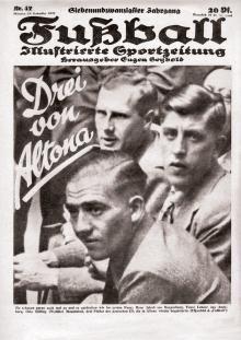 Fußball 47/1937